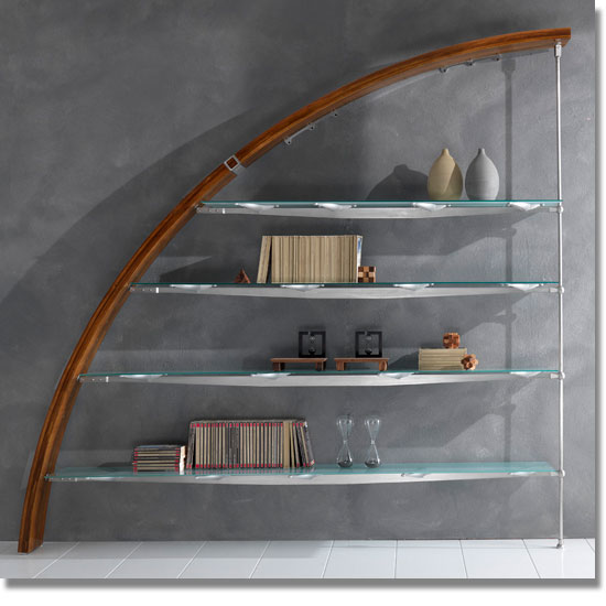 Staircases - Wood & Steel Bookcases - lofts without ...